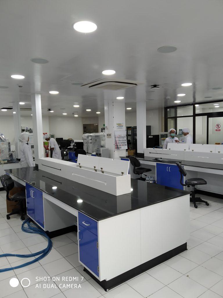 Pharma Instrumentation Lab image
