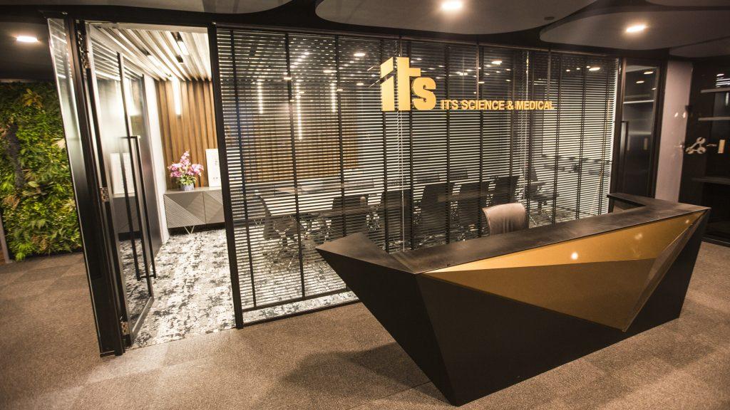 ITS Regional HQ image